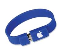 USB Pulsera Serigrafiada