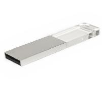 USB CRISTAL MINI