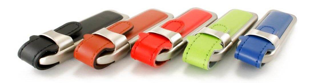 USB Cuero Blindado