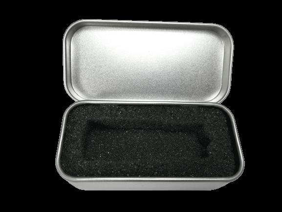 Caja USB Metálica