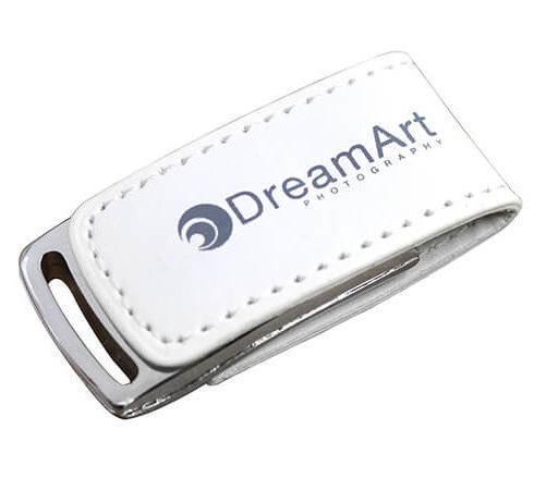 USB CUERO ELEGANTE mini